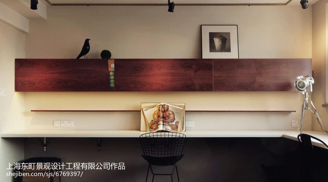 日式简约家居照片墙装修效果图