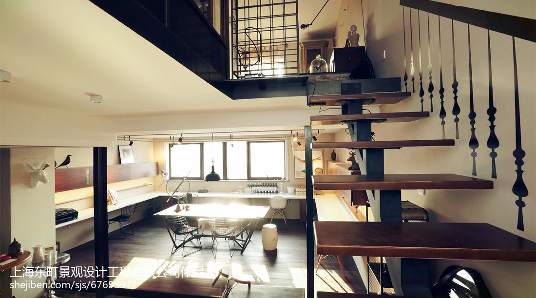 日式简家居餐厅装修效果图