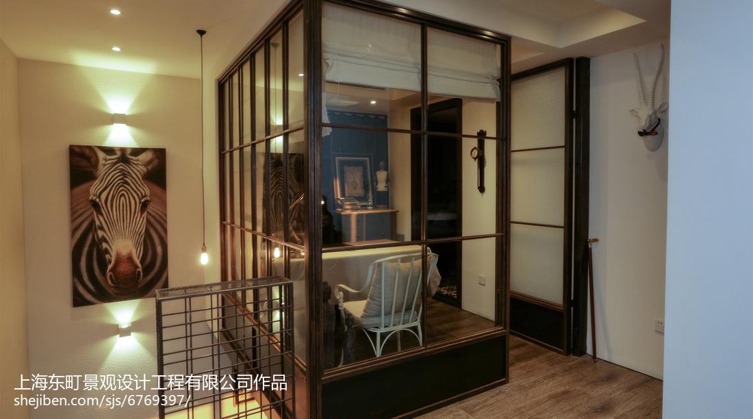 日式简约卧室家居装修效果图