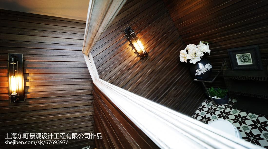 日式简约公寓家居装修效果图