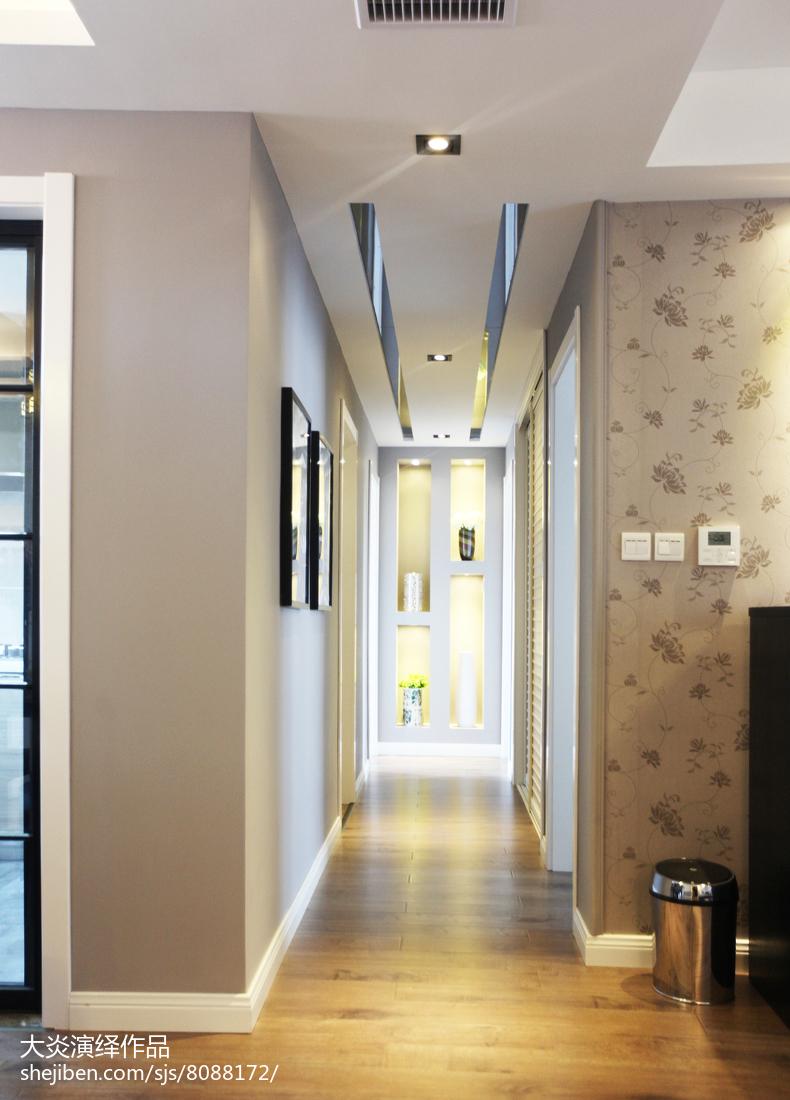 现代奢华欧式卧室装潢设计