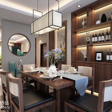 中式餐厅椅子