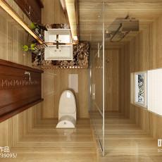 现代风格装修客厅连餐厅效果图