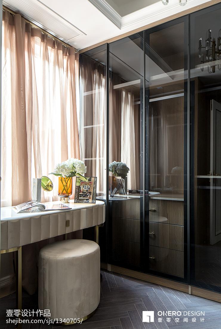101平方三居卧室现代实景图片大全