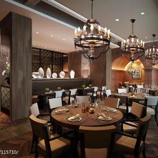 精选中式餐厅时尚设计装修图片欣赏