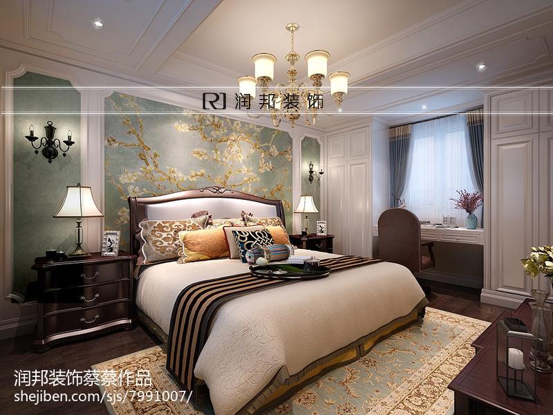 高雅欧式古典风格设计休闲区效果图