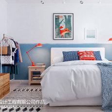 现代装修风格卧室图片