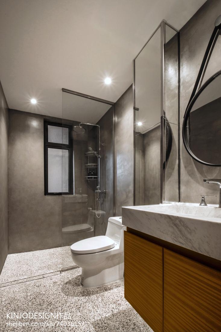 个性现代卫浴设计图片