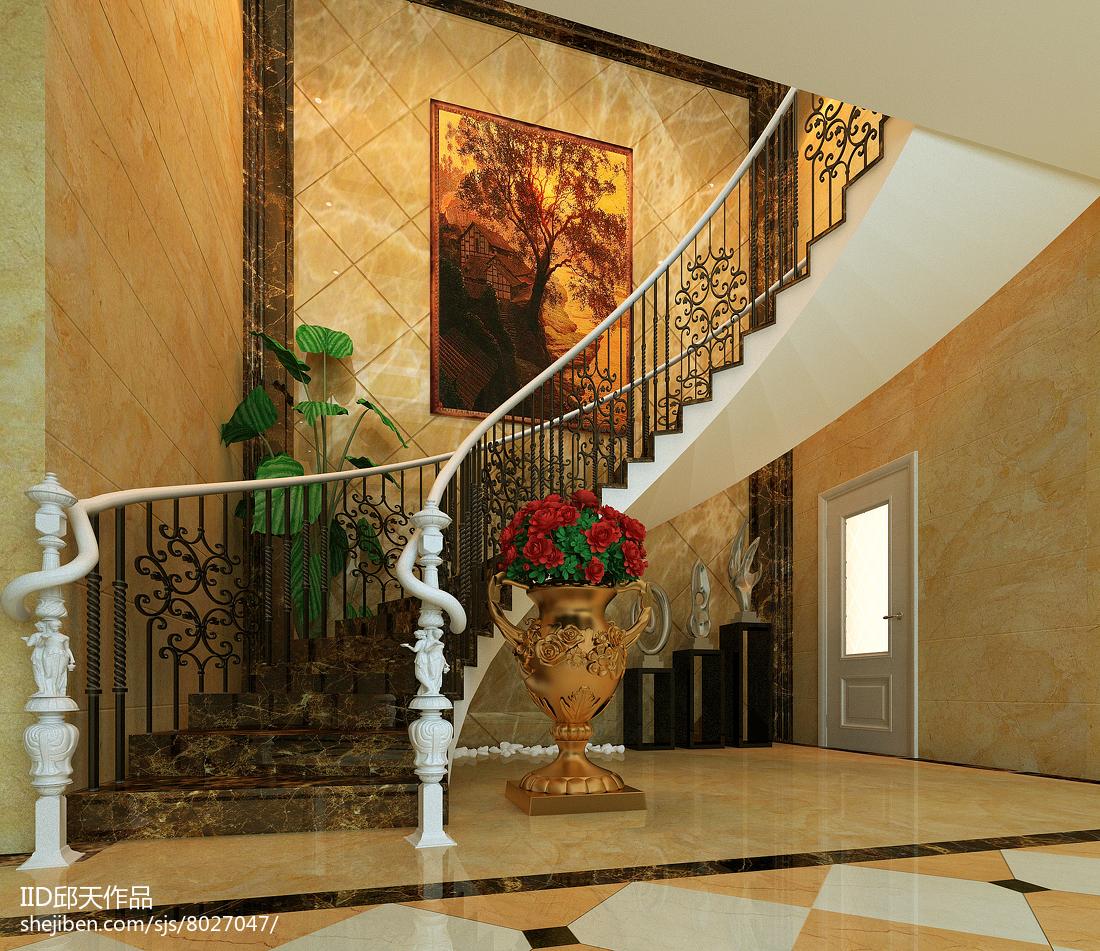富贵质感欧式风格装修