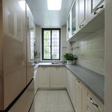 华丽52平简约二居厨房装修效果图