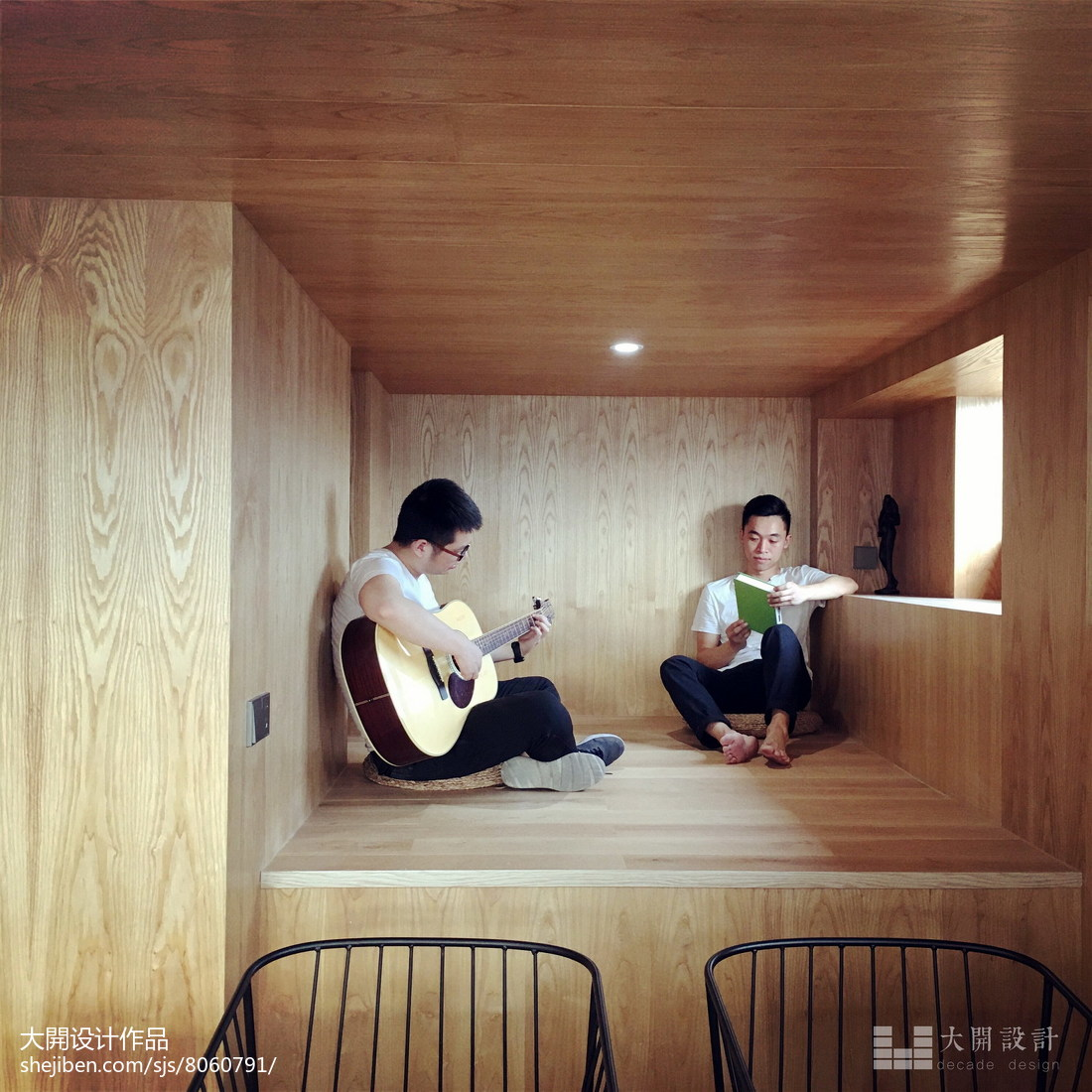 日式风格室内设计效果图大全