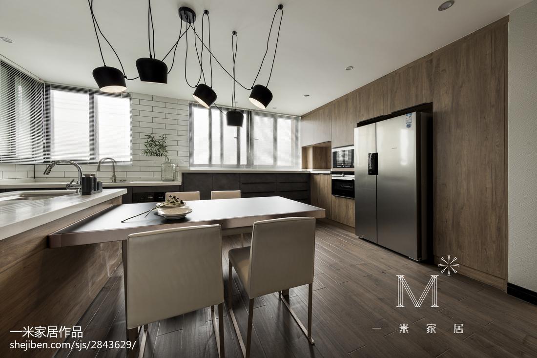180m2現代風櫥柜設計圖