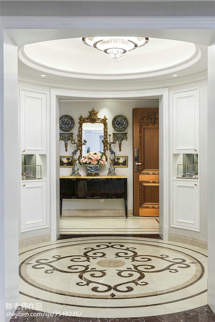 奢华新古典欧式书房设计