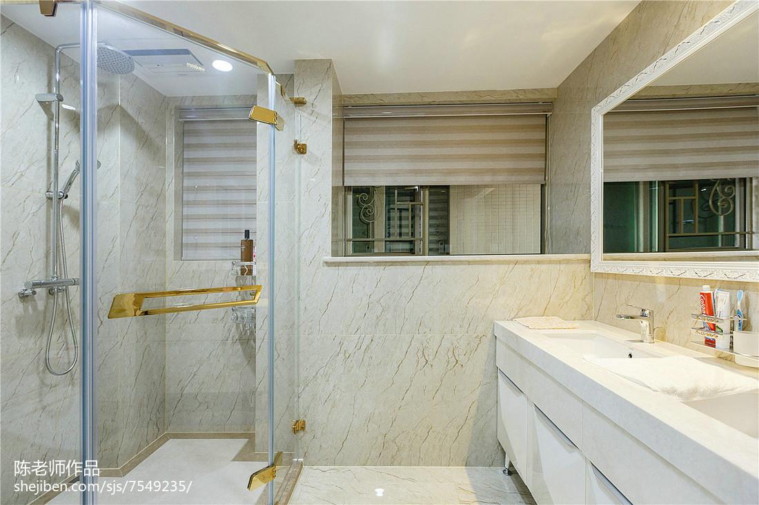 奢华新古典欧式卧室设计