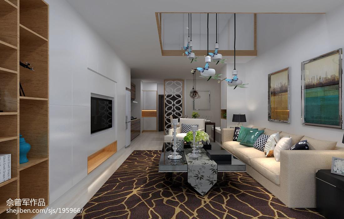美式家居卧室设计效果图片欣赏