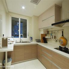 热门现代二居厨房装修设计效果图片大全