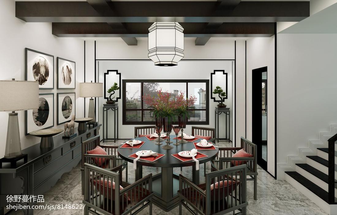 潮流混搭美式客厅装饰设计