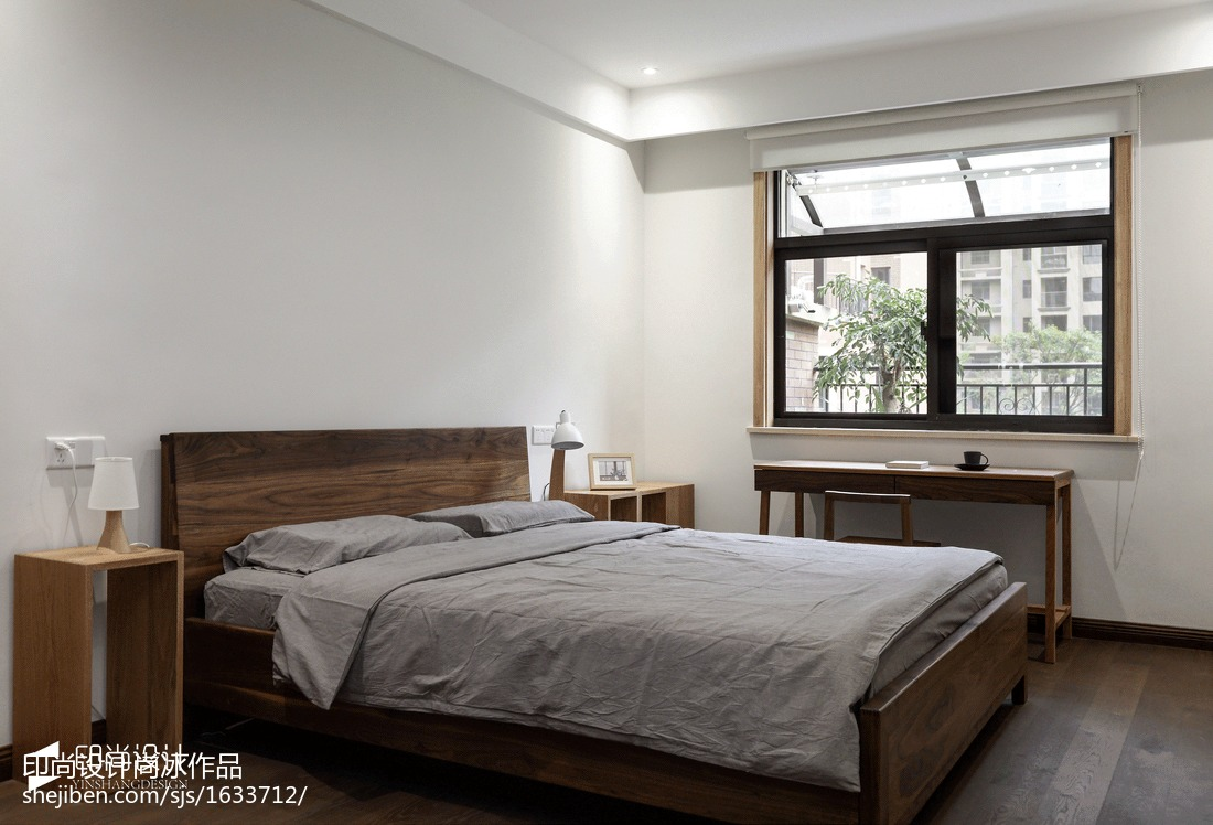 精选四居卧室日式装修设计效果图片欣赏