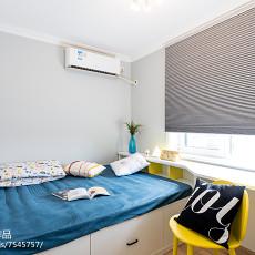优美65平北欧二居儿童房装饰图片