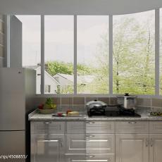 厨房窗装修效果图