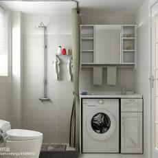 卫生间洗衣机防潮
