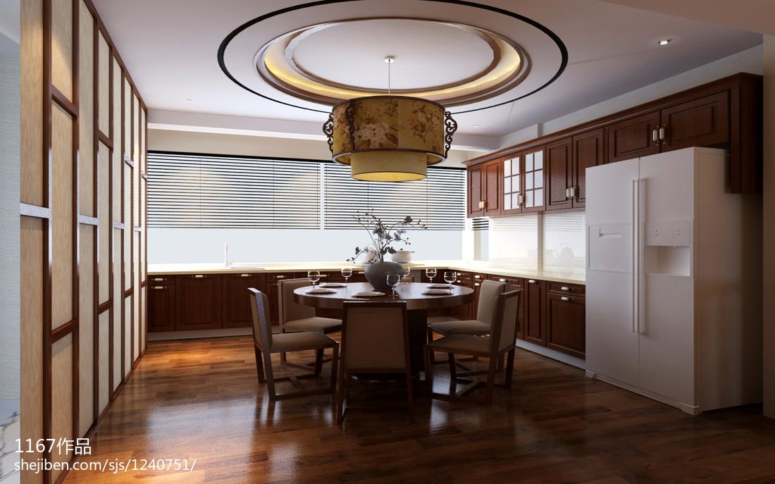 田园风格设计室内客厅装修图片