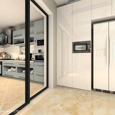 精美欧式别墅厨房装修图片大全