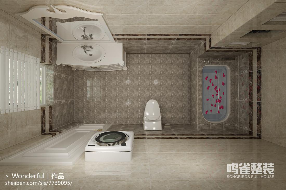 空间延伸现代客厅设计