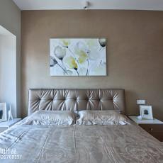 小户型北欧风卧室设计图