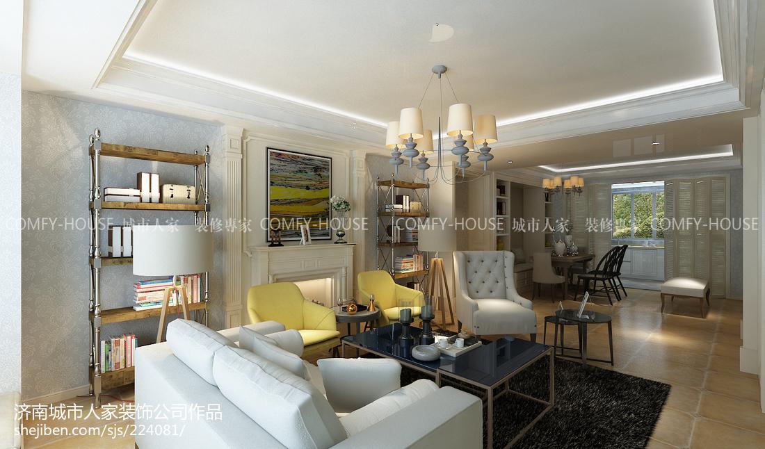 悠然地中海卧室设计