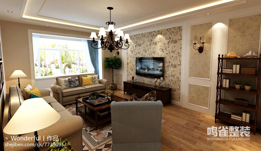与众不同现代客厅设计