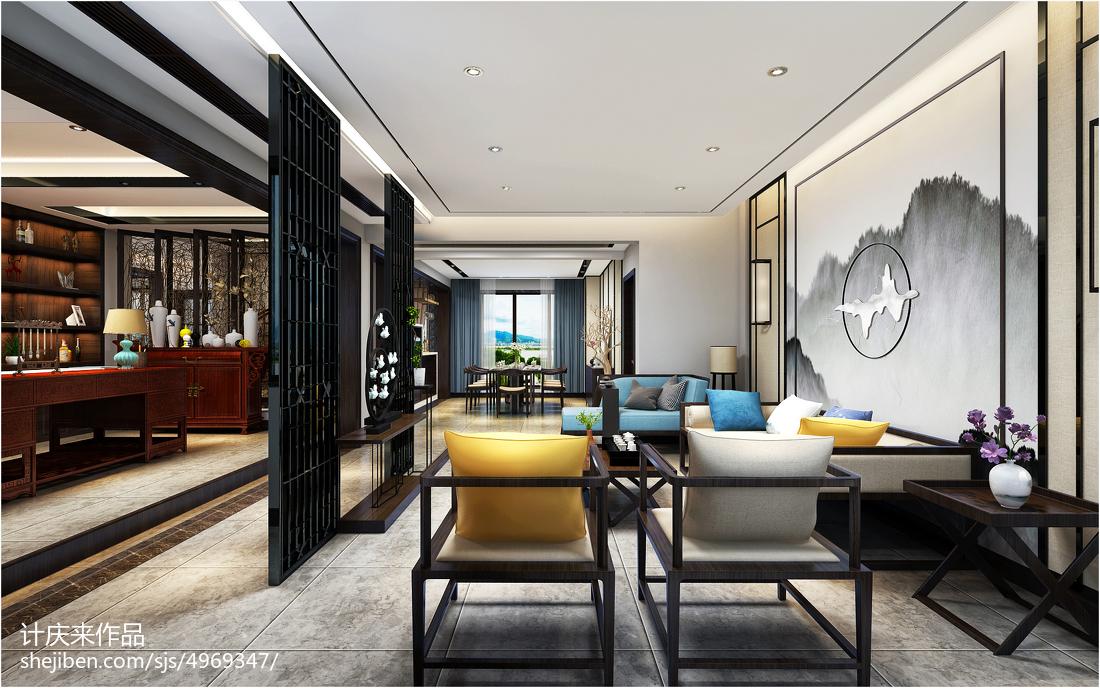 欧式典雅设计餐厅效果图