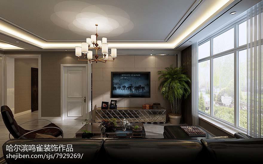 欧式典雅设计卧室效果图