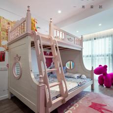 精选现代三居儿童房装修设计效果图片欣赏