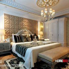 精选一居卧室现代效果图片欣赏