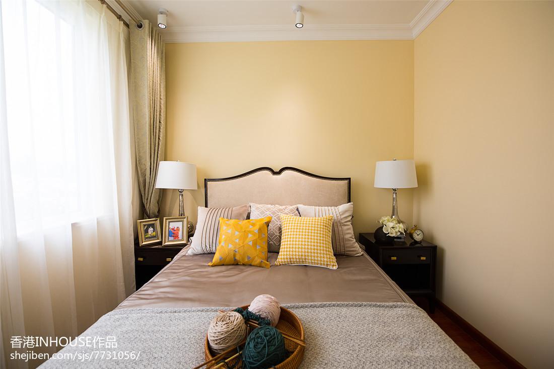 精美卧室欧式装修设计效果图片欣赏