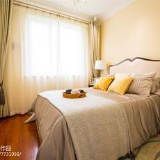 精美欧式卧室实景图片