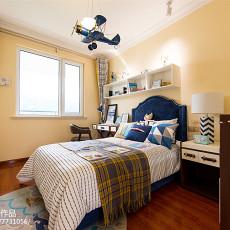 精美卧室欧式装修实景图片大全