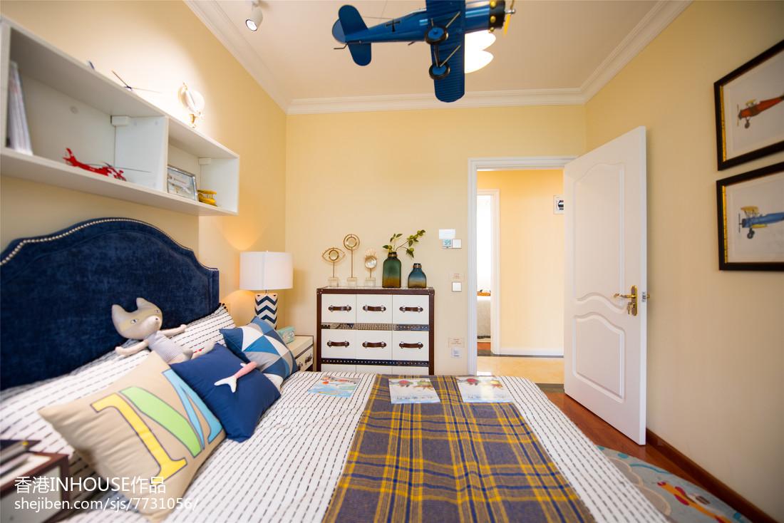 精选卧室欧式实景图片欣赏