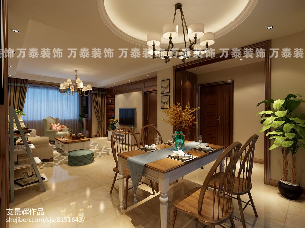 精选现代一居客厅装修实景图片大全