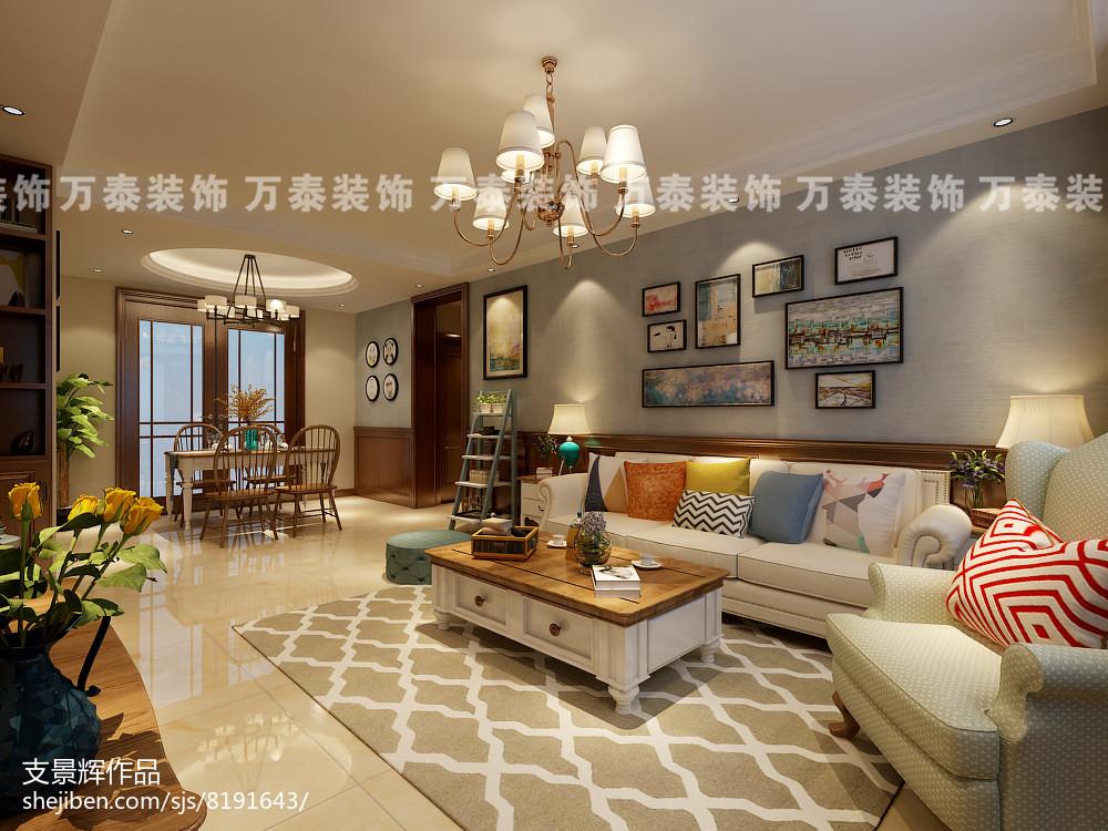 现代家装沙发背景设计图册