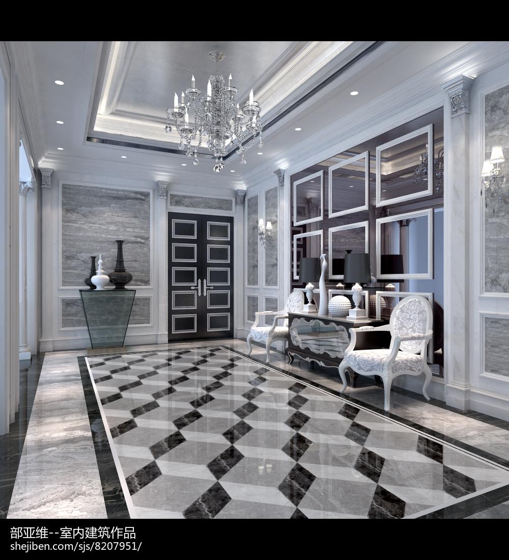 现代家装餐桌设计