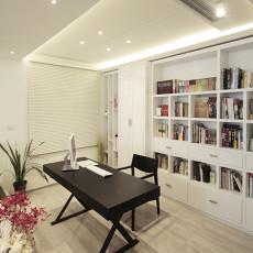 东南亚书房装修设计