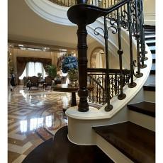 欧式楼梯风格