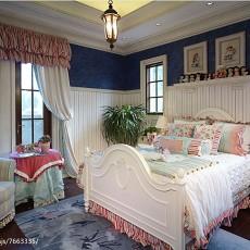 大小144平别墅卧室欧式效果图
