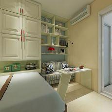 精选面积89平小户型卧室现代装修设计效果图