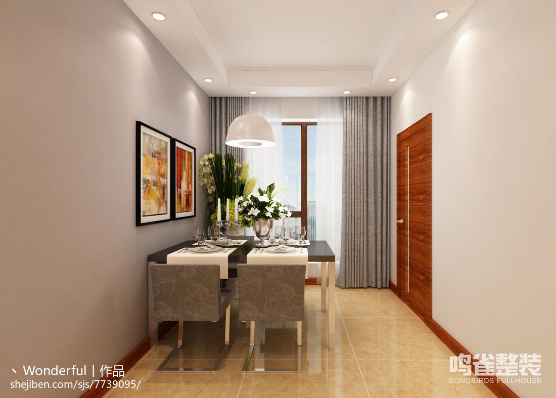 中式东方风华博古架设计
