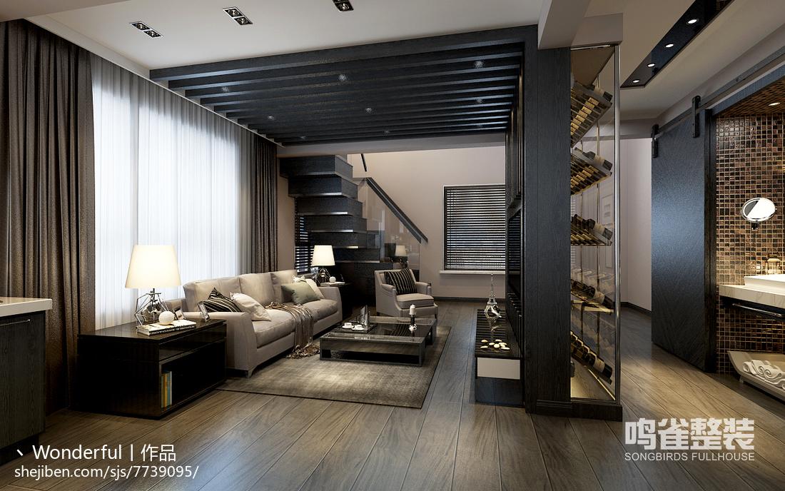 欧式家装卧室装修图设计