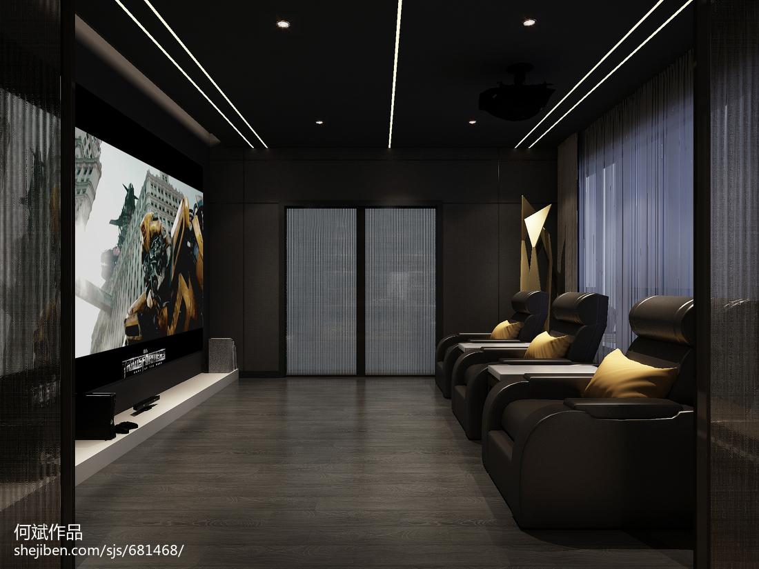 欧式家装复式楼设计