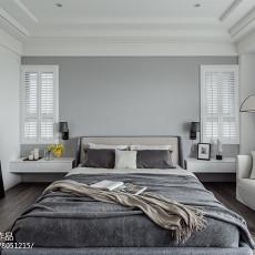 热门面积142平现代四居卧室装修欣赏图片
